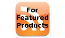 RSS Feed for Featured Products