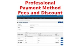 Payment Fees and Discount