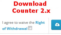 Download Counter 2.x