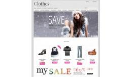 Clothes Online Store