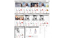 Fashion Jewelry Opencart 8 in 1