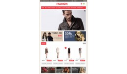 Fashion Shop Responsive