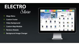 Electro Store Premium - Opencart