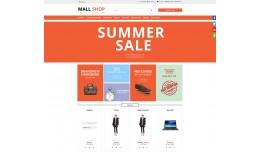 Mall Store OpenCart 2.0