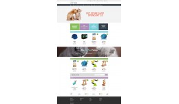 Pet Store Opencart 2.0