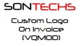 Custom Logo On Invoice - (VQMod) - NOW FREE