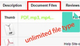 Product Attachments - Add files download to prod..