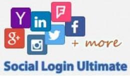 Social Login Ultimate
