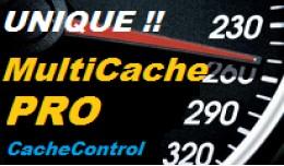 Multi-Cache PRO: APC + Memcache + MySQL Cache + ..