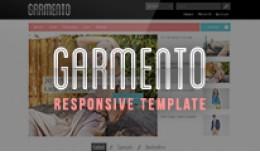 Garmento Responsive Premium OpenCart Theme