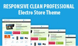 Attractive & Elegant New Electronic Store Re..