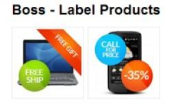 Product Labels Module