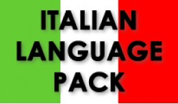 Italian Language Professional Pack 1.5.5.x