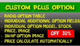 Custom Plus Option (1.5.x -2.3)