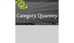Category Quantity