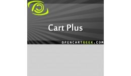 Cart Plus - remove confirmation, change quantity
