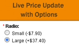 Live Price Update with Options 1.4 - Free