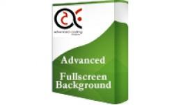 Advanced Fullscreen Background v1.1