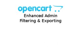 Enhanced Admin Filtering & Exporting