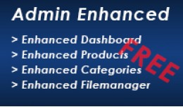 Admin Dashboard, Products, Category Enhancements