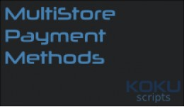 MultiStore Payment Methods