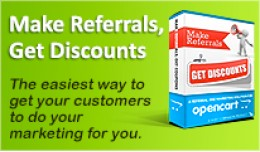 Make Referrals, Get Discounts