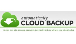 [UPDATED] Auto backup to cloud