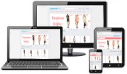 Fashion responsive & RTL