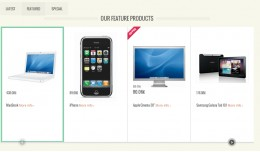 Tab Product Latest + Bestseller + Special