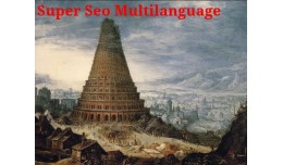 Super Seo Multilingual and Friendly urls - Openc..