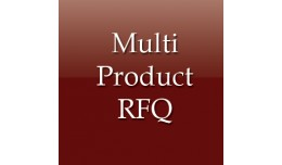 Multi-Product RFQ