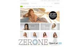 Zerone Premium Responsive Opencart Theme