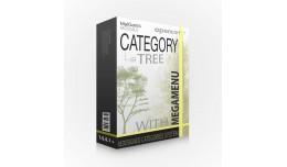 Category tree & megamenu