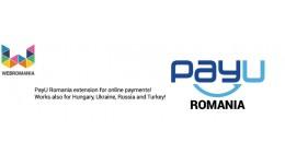 PayU Romania for OpenCart v2