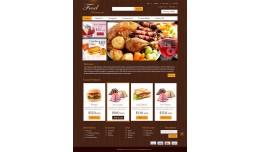 Food opencart theme
