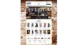 Jeans responsive shop