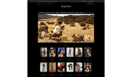 Simply black responsive theme
