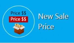 New Sale Price