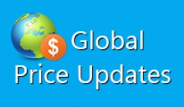 Global Price Update