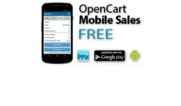 OpenCart Mobile Sales - FREE