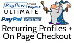Payflow Pro Ultimate - On Page w/ Recurring Prof..