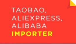 Taobao, Aliexpress, Alibaba Importer