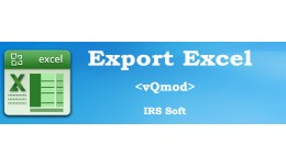 Export Reports (vQmod) Free
