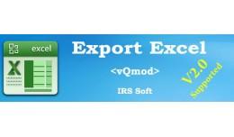 Export Reports (vQmod)