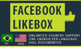 Facebook Likebox and News KSZ