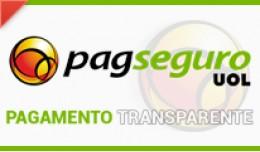 Pagseguro Checkout Transparente - Cartão, Bolet..