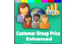 Customers Group Price Enhanced