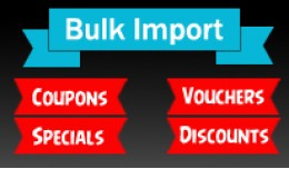 Coupon | Voucher | Discount | Special Bulk Impor..