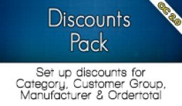 OC2 - Discounts Pack
