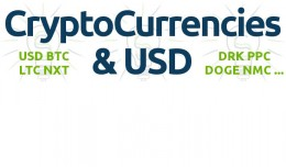 CryptoCurrencies & USD